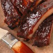 BBQ Ribs — Stock Photo #5979824