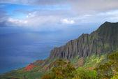 Napali coast, Kauai, Hawaii — Stock Photo