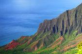 Napali Coast of Kauai Hawaii — Stock Photo
