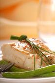 Cod filet — Stock Photo