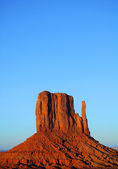"""The Mitten"" in Monument Vally — Stock Photo"