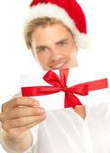 рождественские человек — Стоковое фото