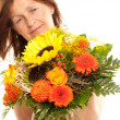Stock Photo: Motherday closeup flowers