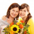 Happy motherday — Stock Photo