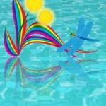 Лето — Стоковое фото