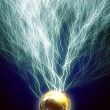 Plasma ball — Stock Photo