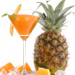 Exotic drink — Stock Photo #5978566