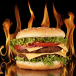 Hamburger — Stock Photo #5979949