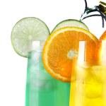 Summer drinks — Stock Photo #6002774
