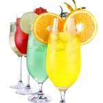 Summer drinks — Stock Photo #6002777