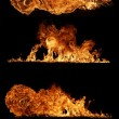 Fire flames — Stock Photo #6003149