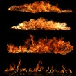 Fire flames — Stock Photo #6003195