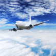 Airplane — Stock Photo