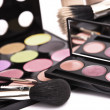 Make up accessories - Stock Photo
