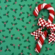 Stock Photo: Christmas Candy Cane