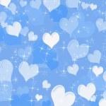 фон сердца — Стоковое фото