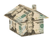 Money House — Foto de Stock