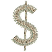 Dollar Symbol — Stock Photo