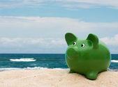Besparingen van de vakantie — Stockfoto
