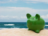 Vacation Savings — Foto de Stock