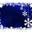 Snowflake Ornaments — Foto Stock