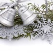 Stock Photo: Silver Bells