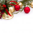 Christmas Ornaments — Stock Photo #6324131