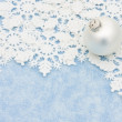 Snowflake Border — Stock Photo #6326326