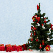 Christmas Tree — Stock Photo #6326372