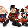 Snowmen — Stock Photo #6326413