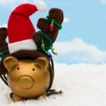 Christmas Savings — Stock Photo
