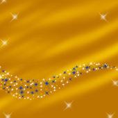 Gold Sparkle Background — Stock Photo