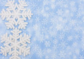 Snowflake — Stock Photo