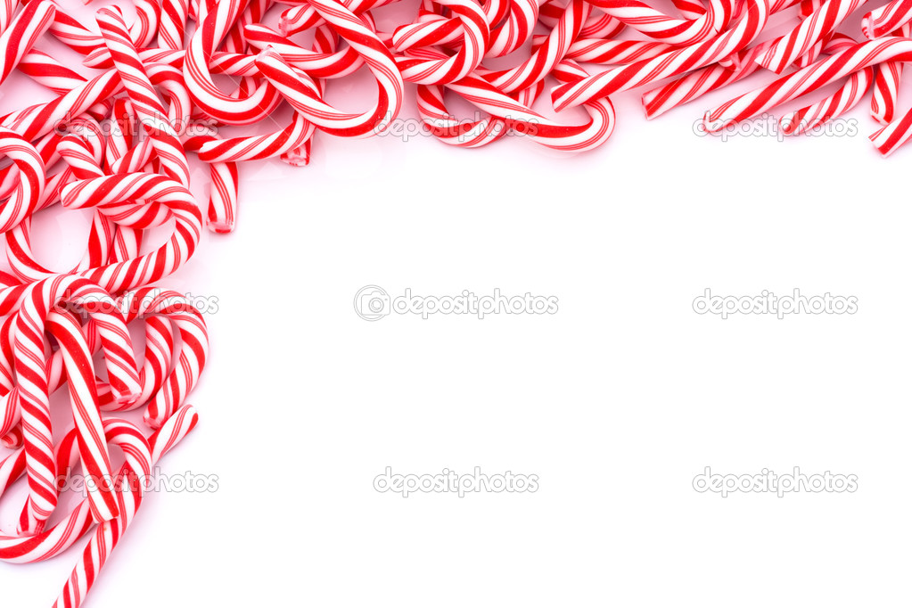 christmas candy cane border Car Tuning