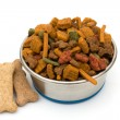 A Bowl of Dog Food — Stock Photo #6402934