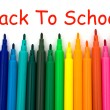 Back to school — Stock Photo #6402989