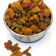 A Bowl of Dog Food — Stock Photo #6403008