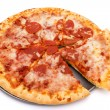 Stock Photo: Yummy Pizza
