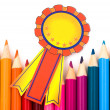 Award winning Education — Foto Stock