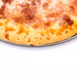 Pizza Crust — Stock Photo