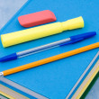 School Supplies — Stock Photo #6403565