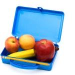 gezonde school lunch — Stockfoto