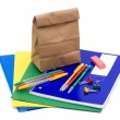 School Supplies — Stock Photo #6403672