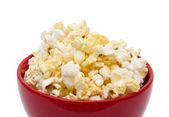 Tasty Butter Popcorn — Stock Photo