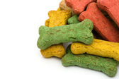 A Pile of Dog Treats — Stock Photo