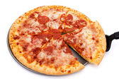 Yummy Pizza — Stock Photo