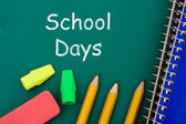 School Days — Stock Photo