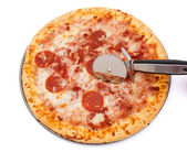 Yummy Pizza — Stock Photo