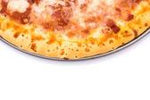 Pizza korst — Stockfoto