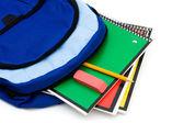 školní práce — Stock fotografie